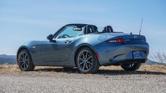 This blue color from the CNet article is really interesting!! - MX-5 Miata Forum