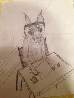 I love my 4th grade imagination