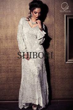 #Shibori Awesom Bridal Dresses #2015 for Women