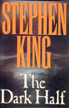 sellergroup.com Stephen King The Dark Half 1989 edition Vintage Collectibles $7.50