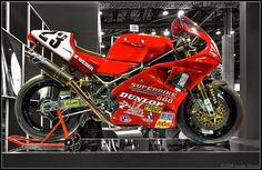 Ducati 888. - repined by http://www.motorcyclehouse.com/ #MotorcycleHouse