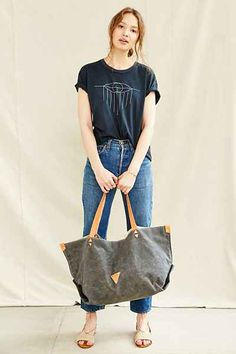 Arden + James Wagoneer Tote Bag by Urban Outfitters (made in the USA) http://consciousbychloe.com #consciousby
