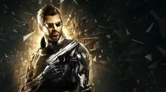 Deus Ex: Mankind Divided wallpaper: Full HD Pictures, Cydney Robin 2016-11-05