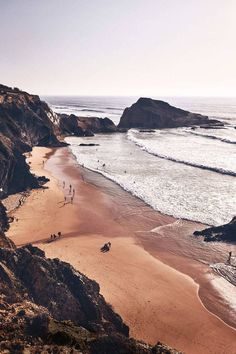 Costa Vicentina, Alentejo, Portugal - The best beaches, hotels and restaurants on Portugal's last wild coast New Travel, Travel Goals, Travel Hacks, Travel Packing, Travel Essentials, Travel Ideas, Nature Adventure, Adventure Travel, Adventure Awaits