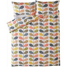 Scribble Stem King Duvet Bed