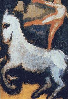 Emile Othon Friesz. La Cliotat, 1906.