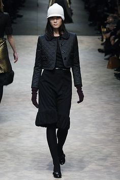 Burberry Fall 2006 Ready-to-Wear Collection Photos - Vogue