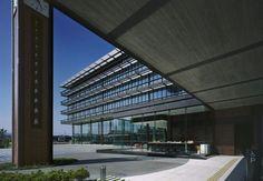 日建設計 『出雲市新庁舎』  https://www.kenchikukenken.co.jp/works/1228371773/6448/  #architecture