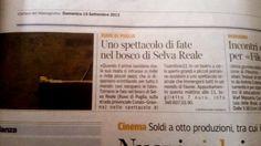 On Corriere della Sera.