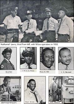 The 1st African American motormen in Los Angeles. In the early 1940s, the Rev. Clayton Russell's Los Angeles Negro Victory Committee and his People's Independent Church of Christ was fighting for equal opportunity and social justice in Los Angeles.  This included gaining motormen and conductor opportunities for African Americans on the Los Angeles Railway, and a halt to prejudice by labor unions.
