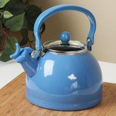 Calypso Basics Azure Whistling Teakettle