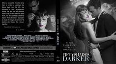 Fifty Shades Darker Blu-ray Custom Cover