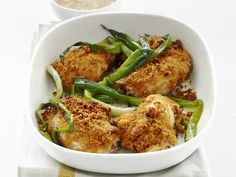 5 Chicken Breast Recipes for Dinner Tonight - FoodNetwork.com Awesome! #SchoolYourChicken