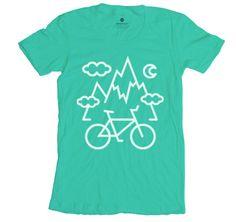 Mountain Bike Womens - Mint