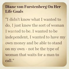 diane von furstenberg quotes - Google Search