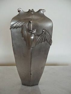 Castle Rock Pottery bat vase
