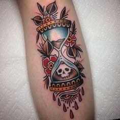 calf tattoo designs (13)