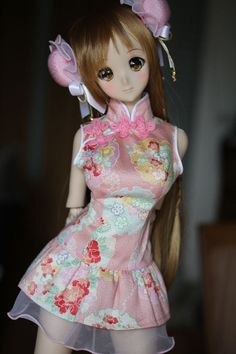 Mirai Suenaga Smart Doll by kirino_imobb