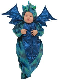 Baby Bunting Danny The Dragon Costume - Party City