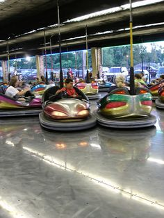 What you won't find at the ChristianMingle Theme Park is Bumper Cars. Why? Because Jesus walked by foot