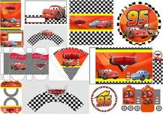Topdoces carros hot wheels party cars birthday parties e hot. Disney Cars Party, Disney Cars Birthday, Car Themed Parties, Cars Birthday Parties, Party Printables, Free Printables, Deco Cars, Hot Wheels Party, Car Themes