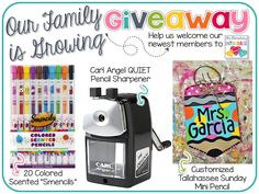 The Elementary Entourage: Thrifty Teacher Finds + A Giveaway {with Mrs. Dailey's Classroom}