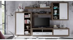"Wohnwand ""Mikhail"" #Living room"