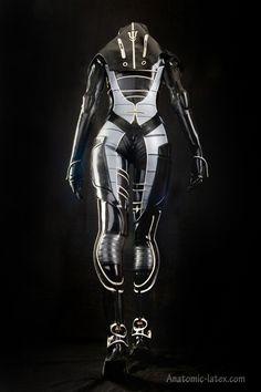 future fashion, fetish, futuristic clothing, cyber style, latex,