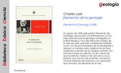 Charles Lyell - Elementos de la geología (1838)
