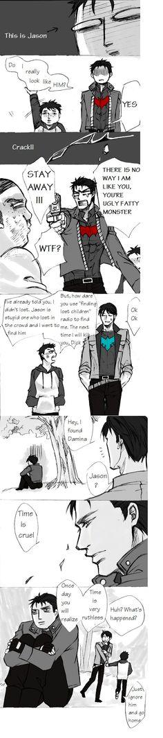 Jason's breakdown part two