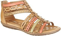 Earth Women's Bay Gladiator Sandal, Sand, 8.5 M US >>> Check this awesome product by going to the link at the image.