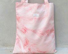 Pink Flamingo High Quality Canvas tote bag