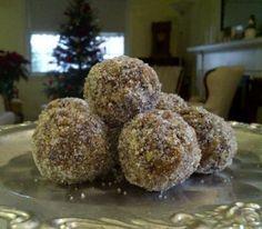 Raw Vegan Sugarless Sugarplums