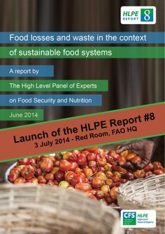The High Level Panel of Experts on Food Security and Nutrition (HLPE) was established in 2010 as the science-policy interface of the UN Comm...