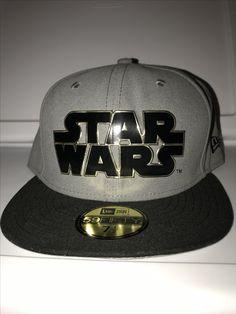 New era Star Wars 59FIFTY Silver border sample