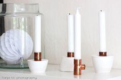 amtolula: Kerzenständer-DIY und Gewinner
