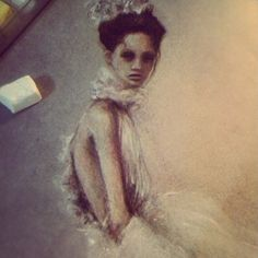 codie young & high couture Couture, Painting, Art, Art Background, Painting Art, Paintings, Kunst, Drawings, Art Education