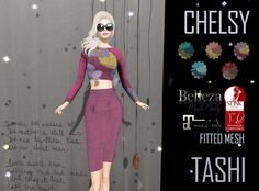 TASHI Chelsy | Hi All!!!!  From October 28th 2015 to November 25th 2015 a new round of FAD will take place and we have a new items that will be release there!  The landmark for FAD is  maps.secondlife.com/secondlife/Desperatos/163/158/3502  Happy Shopping Shinya