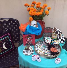 HYACINTHS FOR THE SOUL: Dia de Muertos ~ Day of the Dead
