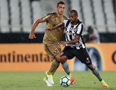 Blog Esportivo do Suíço:  Com dez, Botafogo vira sobre o Sport e sai em vantagem na Copa do Brasil