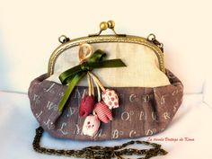 Cross Body Satchel, Frame Purse, Cloth Bags, Small Bags, Pouches, Purses And Handbags, Jewelry Crafts, Coin Purse, Quilts