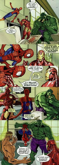 The Testing Facilities At Stark Industries Must Be Fascinating And Run By 5 Year Olds. - 9GAG