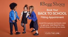 🍎 With Back to School looming around the corner we recommend booking a fitting appointment for your kids to avoid the queues 👉 www.beggshoes.com/blog/book-a-kids-fitting-appointment/ #backtoschool #schoolshoes #clarksshoes #fittingappointment Clark Kids, Professional Shoes, Shoe Department, School Shoes, Exercise For Kids, Summer Sandals, Happy Kids, Our Kids