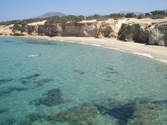 Beautiful #Alyko #beach #Naxos #greekislands