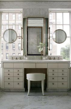 DKDA - bath & powder room