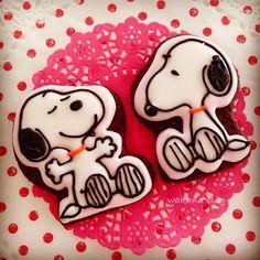 スヌーピー★アイシングクッキー | ペコリ by Ameba - 手作り料理写真と簡単レシピでつながるコミュニティ -