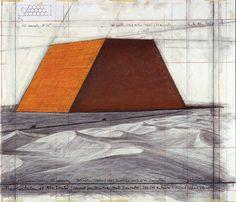 christo-jeanne-claude-works-in-progress-galerie-gmurzynska-08