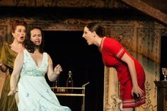 Taming of the Shrew - review by JK Clarke - Shakespeare's comedies are meant to be merry. Too often analysis of these plays get bogged down in breakdowns of meaning, symbolism and social acceptability. But one...