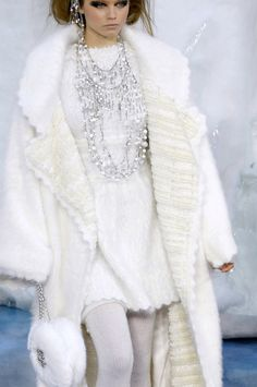 CHANEL Trend All White