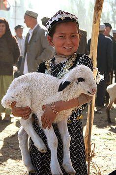 Uighur Girl | China photo